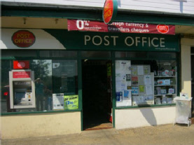 Ashingdon post office on rochford life magazine - Post office bureau de change buy back ...
