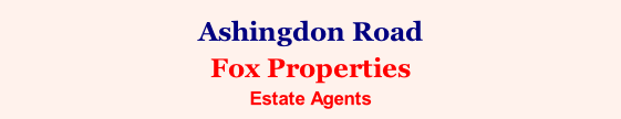 Ashingdon Road  Fox Properties Estate Agents