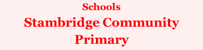 Schools Stambridge Community Primary