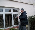 Mark Hughes window cleaning, on Rochford Life Magazine