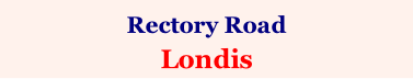 Rectory Road Londis