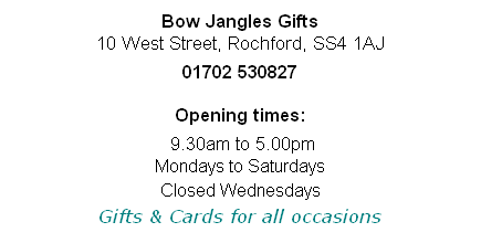 Bow Jangles Gifts